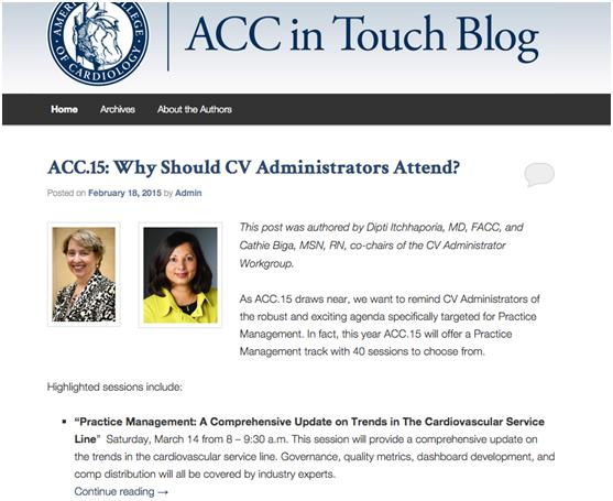 ACCblog