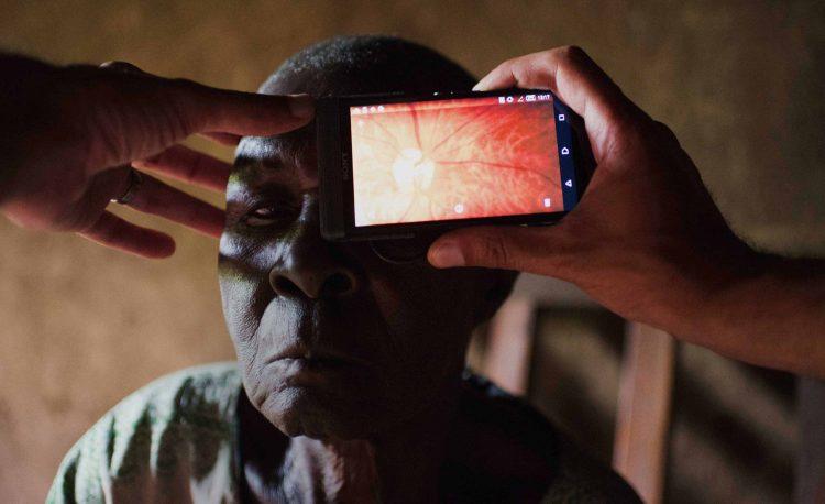Una app contra la ceguera