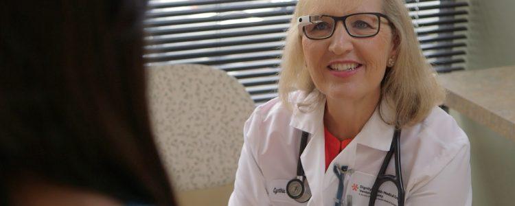 Google Glass y aplicación en salud