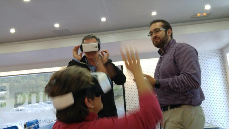realidad virtual y alzheimer