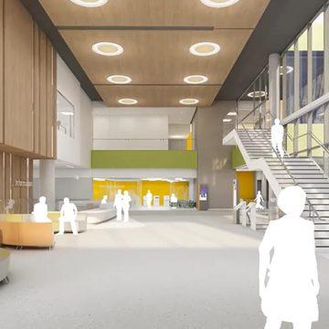 99103b8e9b8f Se está construyendo el primer hospital inteligente del mundo