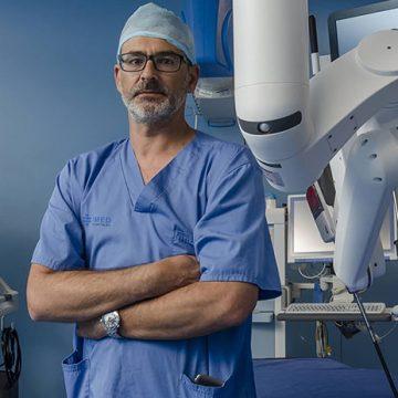 baf8b2ac40df La cirugía robótica