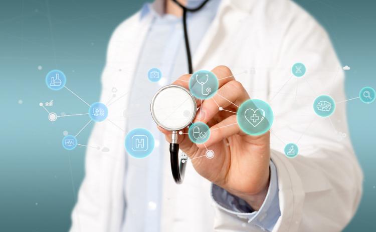 Digitalización sector salud